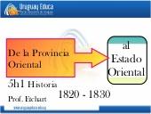 Proceso de la Independencia de Uruguay