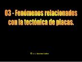 Fenómenos relacionados con la Tectónica de Placas (BIOGEO-OV)