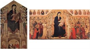 Primitivos italianos y flamencos: el origen de la pintura moderna
