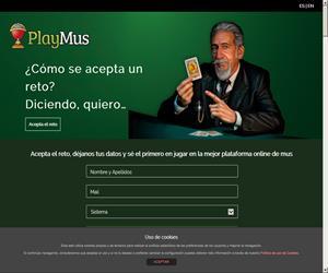 Playmus: plataforma online de mus