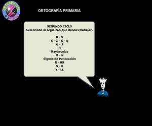 Ortografía interactiva para 2º ciclo de Primaria (Edicinco)