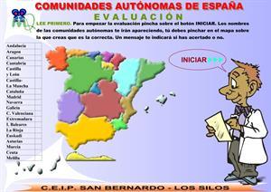 Las instituciones de España. Evaluación de CCAA