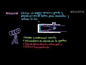 Las herramientas de la astronomía – el telescopio