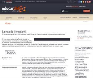 La ruta de Beringia 09 (Educarchile)