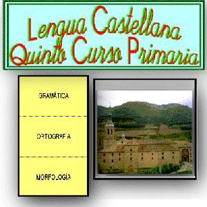 Lengua castellana - 5º primaria