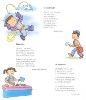 Poemas de profesiones (el arte de enseñar)