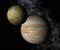 Celestia, simulador del sistema solar