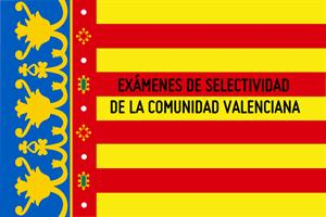 Exámenes de selectividad de la Comunidad Valenciana