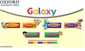 Galaxy, juegos para aprender Inglés en Infantil y Primaria
