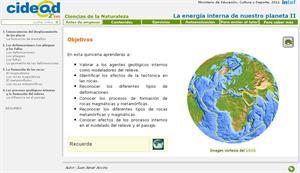 La energía interna de nuestro planeta II (cidead)
