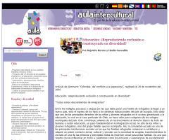 Educación: ¿Reproduciendo exclusión o construyendo en diversidad?   Alejandra Moreno y Claudio Fuenzalida