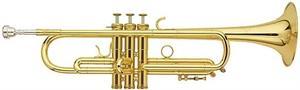 Instrumentos musicales. La trompeta