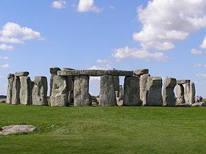 Stonehenge, construcciones megalíticas