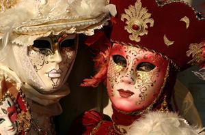 Historia y máscaras del Carnaval de Venecia