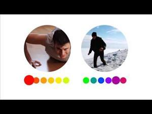 Color. La temperatura de los colores. Color, línea y movimiento
