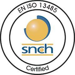 Certificado EN ISO 13485:2012