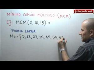 Buscar      Anuncio · 0:17 hablaahoraocallaparasiempre.org/ 3  0:02 / 0:20 Minimo Comun Multiplo