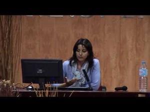 Encuentro Didactalia 2013: Aránzazu Sáenz - La Galería de Arte