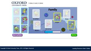 Family game (Oxford University Press)