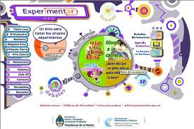 Experimentar,  experimentos caseros para niños y jóvenes