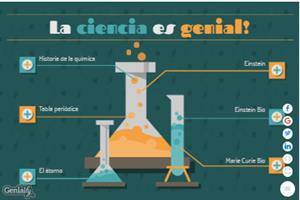 ¡La ciencia es Genial!