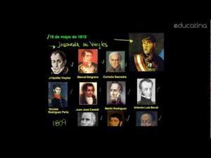 Argentina: 25 de Mayo de 1810. Primer Gobierno Patrio - parte 1