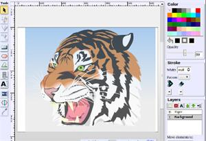 Vector Paint, transforma Chrome en un programa de dibujo