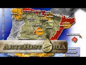 Población actual de España (Artehistoria)