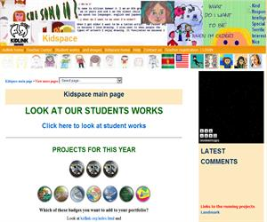 The Kidlink Project : School projects, Youth classroom dialogs