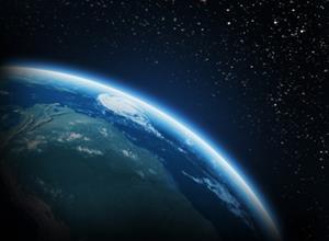El radio de la esfera terrestre
