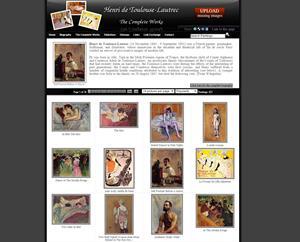 Henri de Toulouse-Lautrec. The complete works