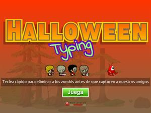 Halloween Typing (Vedoque)