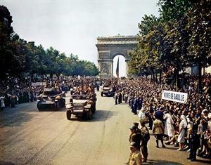 En qué consistió la hazaña de La Nueve, la compañía de españoles que liberó París de los nazis (Magnet)