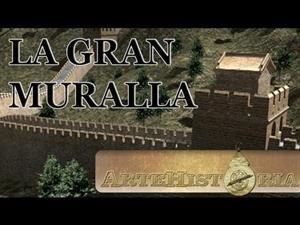 La Gran Muralla china (Artehistoria)