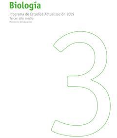 Planes y programas Biología Tercer Año Medio (Educarchile)