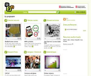 Edu3.cat: más de 5500 audiovisuales educativos