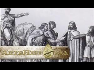 La España de la Reconquista  (Artehistoria)