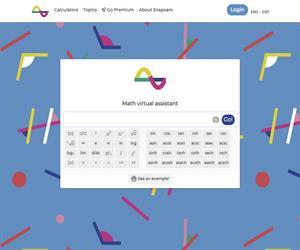 Snapxam - Calculadora de Integrales paso a paso