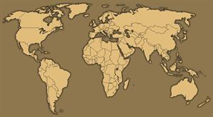 El maestro que hacía hablar a los mapas mudos (Hoyesarte.com)