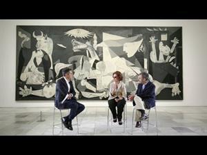 El día que Picasso firmó el Guernica (El País - RTVE)