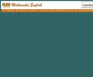 OM Personal, un portal bilingüe para aprender inglés