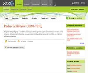 Scalabrini, Pedro (1848-1916)