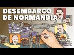 El Desembarco de Normandía. Día D.