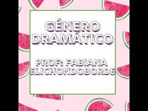 TEATRO 🎭 Género Dramático.Estructura de una obra de teatro.