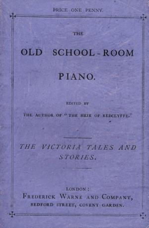Old school-room piano (International Children's Digital Library)