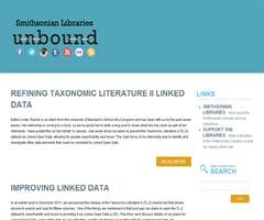 Semantic Web – Smithsonian Libraries Blog