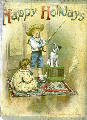 Happy holidays (International Children's Digital Library)