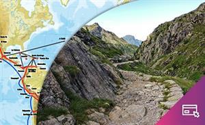 Atlas Digital de Caminería Hispánica. Atlas de los caminos históricos en España, América y Filipinas.