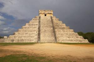 La ciudad maya de Chichén Iztá