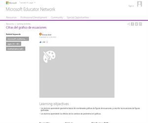 Figuras gráficas sobre ecuaciones